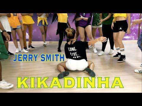 Cover Lagu Jerry Smith - Kikadinha (COREOGRAFIA) Cleiton Oliveira STAFABAND