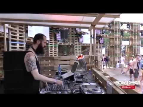 Gabor Kraft - Sziget Festival, Budapest 13-08-2014 (Stream On)