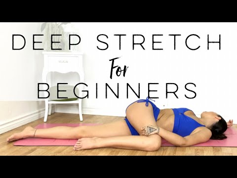 Hip Opening Stretches | Beginner Yoga For Hip Flexibility