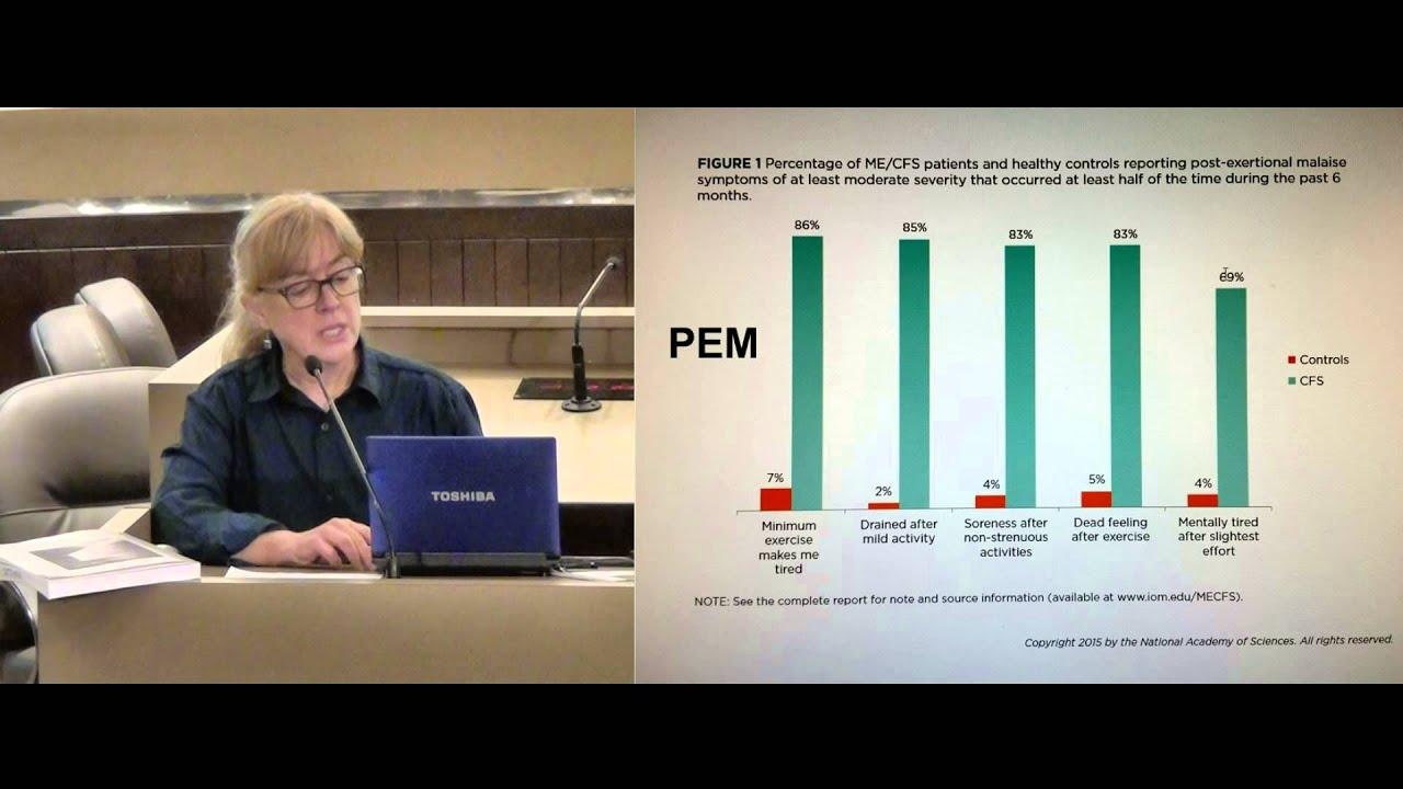 NIH/IOM 2015 Definition (SEID) – Shoutout about ME