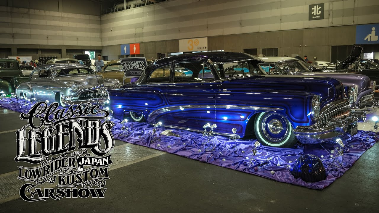 Lowriders Invade Japan Classic Legends Car Show Youtube
