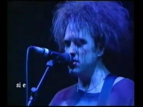 The Cure - Friday Im In Love (Lyrics) /HD\