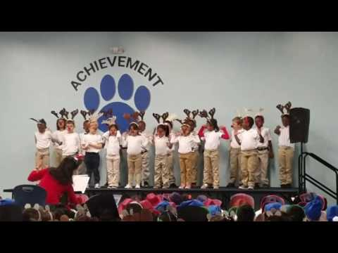 Christmas 2016 at Harmony School of Achievement