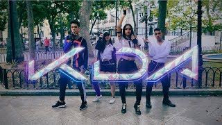 [KPOP IN PUBLIC] K/DA - POP/STARS (ft Madison Beer, (G)I-DLE, Jaira Burns) [TRAINEES COMPANY]
