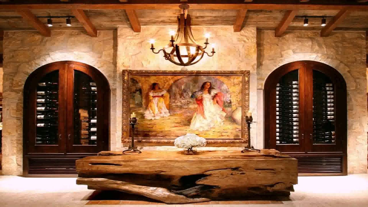 spanish style house interior design youtube
