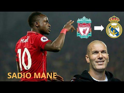Sadio Mane Bakal Ke Real Madrid