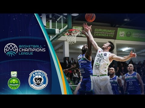 Teksüt Bandirma V Anwil Wloclawek – Highlights – Basketball Champions League 2019-20