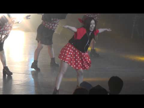 [FANCAM] Secret's Summer LiveRun To You (DJ DOC) (Hana Solo Stage) (feat. Jieun)
