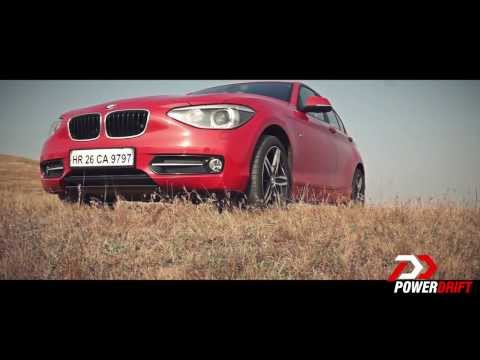 BMW 1 Series Interiors: PowerDrift
