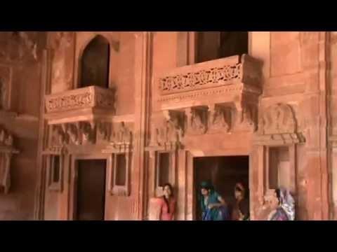Jodhabai`s Palace-Fatehpur Sikri-Agra