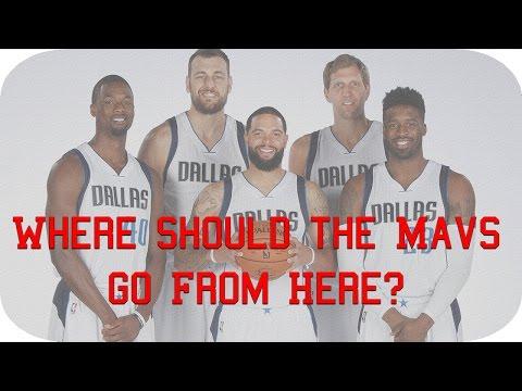 2017 Dallas Mavericks Offseason Preview (Where Should the Mavs Go From Here?)
