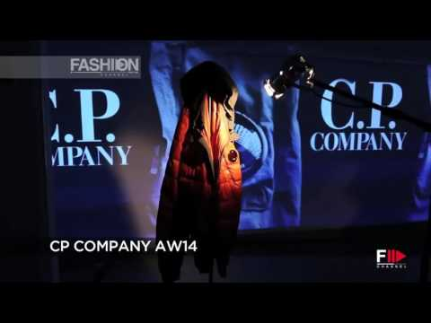 Fashion Show CP COMPANY Autumn Winter 2014 2015 London Menswear by Fashion Channel