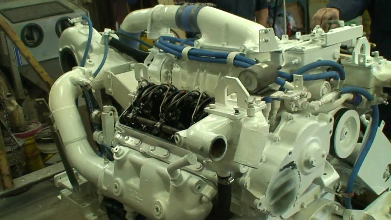 medium resolution of detroit diesel 6v92 rebuild initial startup