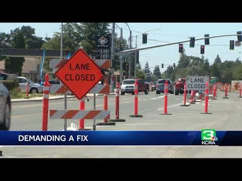 Stockton residents ask city fix crumbling curbs