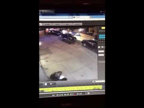 Video of actual NYC Bomb Explosion Sept 17