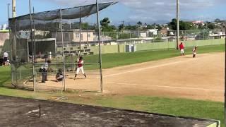 Baseball Highlights 14 yrs Jorge Cartagena