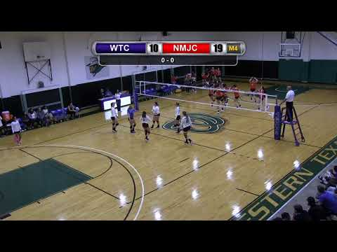 Western Texas College vs New Mexico Junior College (Volleyball)
