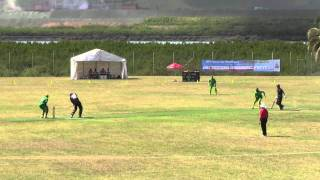 Pacific Games Cricket Round-Robin Matches