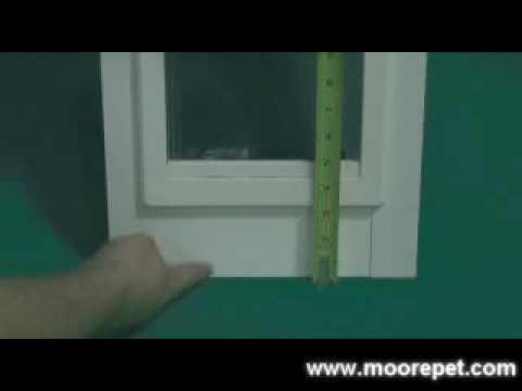 Ideal Modular Patio Pet Door