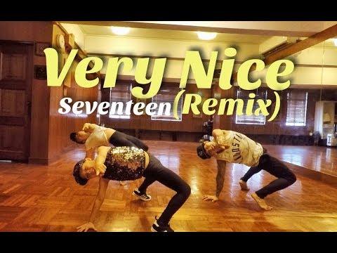 Very Nice(Remix) - Seventeen ft. Isaac Liu & Zoe Wu   JMVergara Jazz Choreography   JMVDanceTV