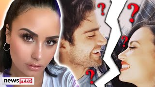Demi Lovato & Max Ehrich On Verge Of Breakup!
