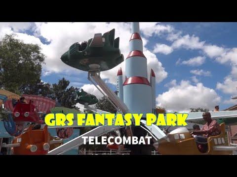 GRS Fantasy Park - TeleCombat || GRS Fantasy Park - Water & Amusement Park In Mysore