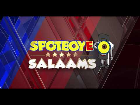 Catch All The Winners Of SpotboyESalaams 2016  SpotboyE