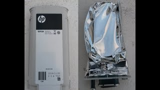 082 HP Plotter Cartridge 727