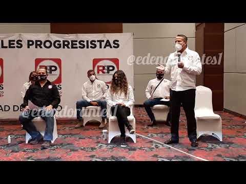 ALFREDO ADAME Y LA BARBIE JUÁREZ TOMAN PROTESTA RSP REDES SOCIALES PROGRESISTAS ENTÉRATE 😱😱