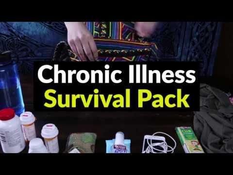 Chronic Illness Survival Pack