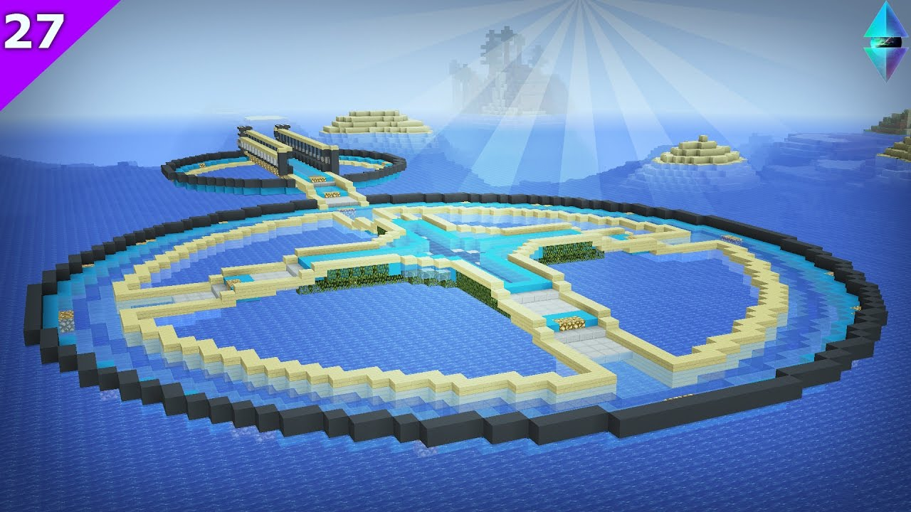 Minecraft Survival Waystone Smp S2 Ep 27 Starting Our Mega Base Youtube