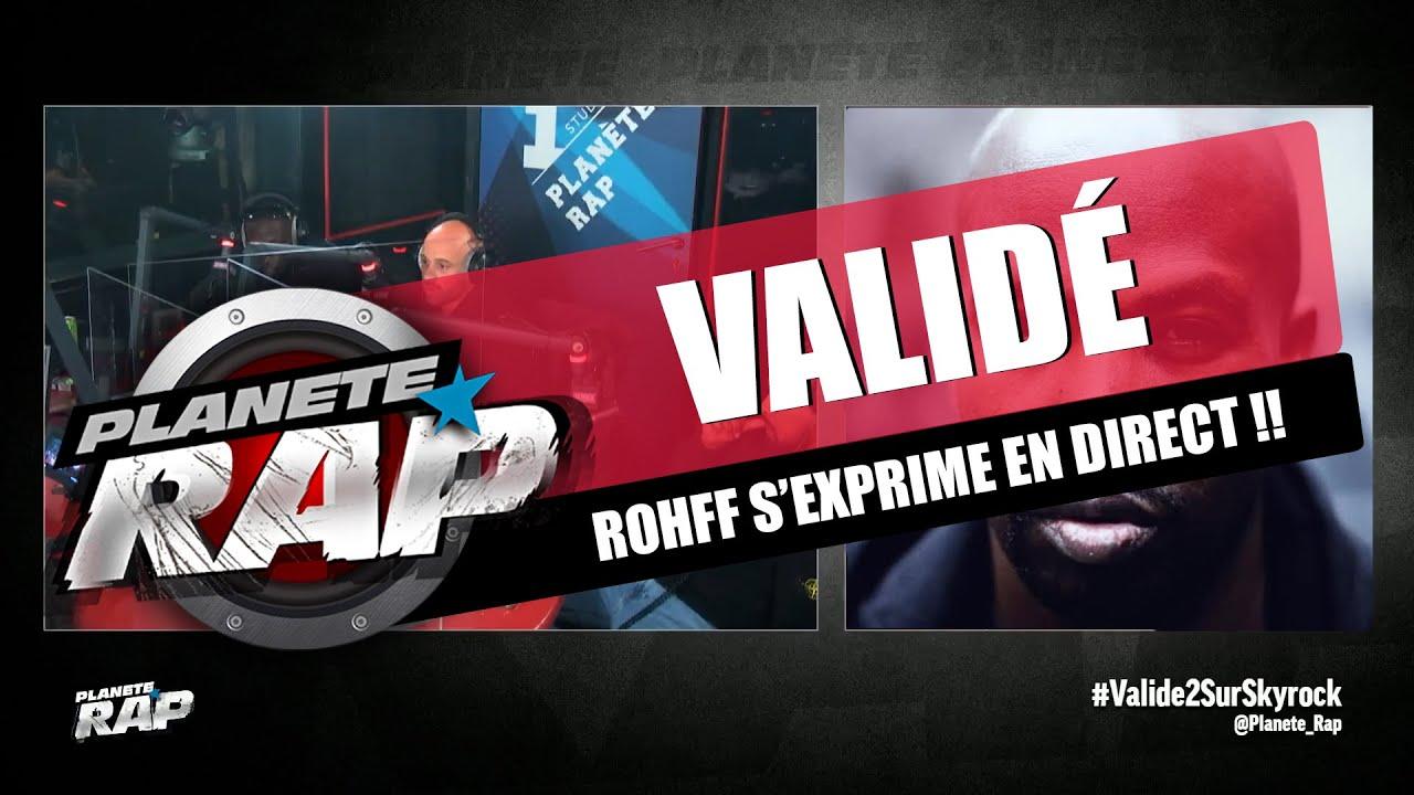 Download ROHFF S'EXPRIME sur la SÉRIE en DIRECT sur #PlanèteRap