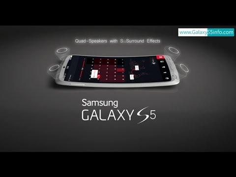 Мобильный телефон Samsung Galaxy S5 официальный трейлер