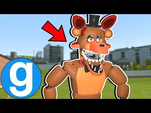 Brand New Un-Nightmare Freddy Pill Pack Update! [Garry's Mod Sandbox] Five Nights at Freddy's thumbnail