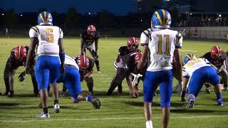 Fuller Focus On Football-East Wake at Rolesville