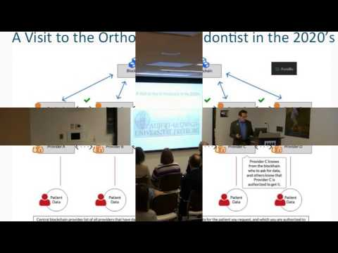 Understanding Blockchain and Its Impact on Healthcare, Jack Shaw, Tech. Assn. of Georgia, 2017-03-22