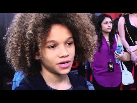 Insidious: Chapter 3  World Premiere Armani Jackson