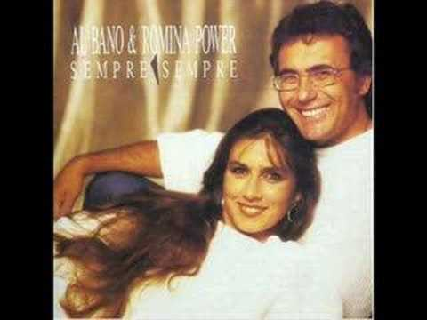 Al Bano Romina Power Andrea Spanish Youtube