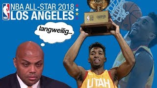 Donovan Mitchell gewinnt enttäuschenden Dunk-Contest [All-Star-Weekend Résumé]