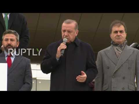 Turkey: 'Hey Trump, what are you trying to do?' - Erdogan lambasts Jerusalem declaration