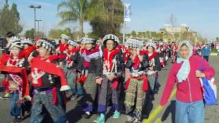 Sacramento Lunar New Year Flower Festival 2017-4K