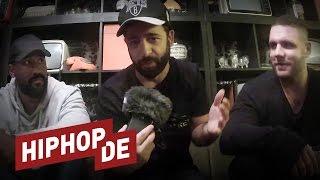 """Fler & Jalil: Rücktrittsgedanken, Jan Böhmermann, Bushido, Shindy & """"DLHKAS"""" (Interview) #waslos"""