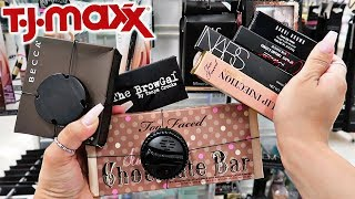 OMG MAKEUP I FOUND AT TJMAXX!! Makeup Deals