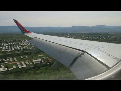 Kenya Airways Flight Experience: KQ448 Kigali to Bujumbura