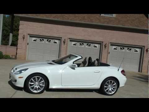 2007 Mercedes Slk 350 Hard Top Convertible For See Www Sunsetmilan Com You