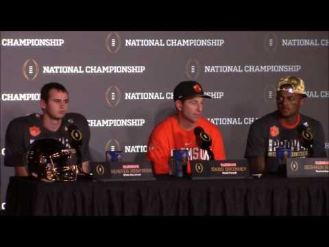 TigerNet.com - Dabo Swinney calls Colin Cowherd a fraud after winning national title