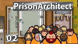 Die Knackis kommen ► Prison Architect S2 #2
