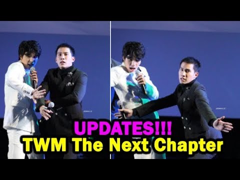 Updates about TWM The Next Chapter