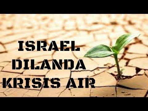 Danau Tiberias Kering, Israel Dilanda Krisis Air