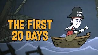 What to Do in the First 20 Days of Shipwrecked - A Comprehensive Guide to Surviving in Don't Starve